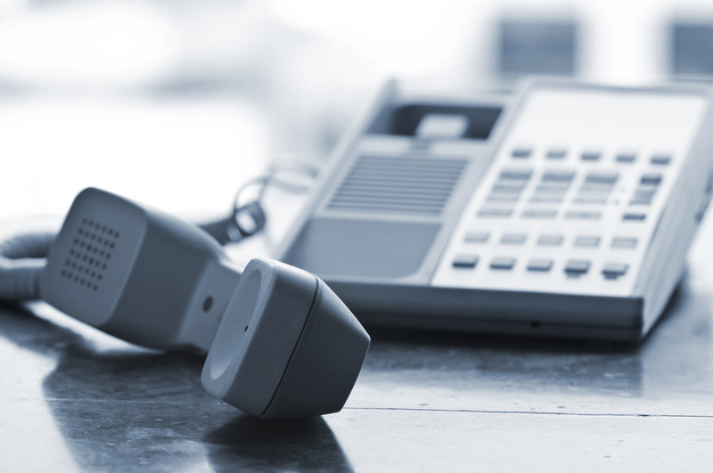 Business Office Telephone System