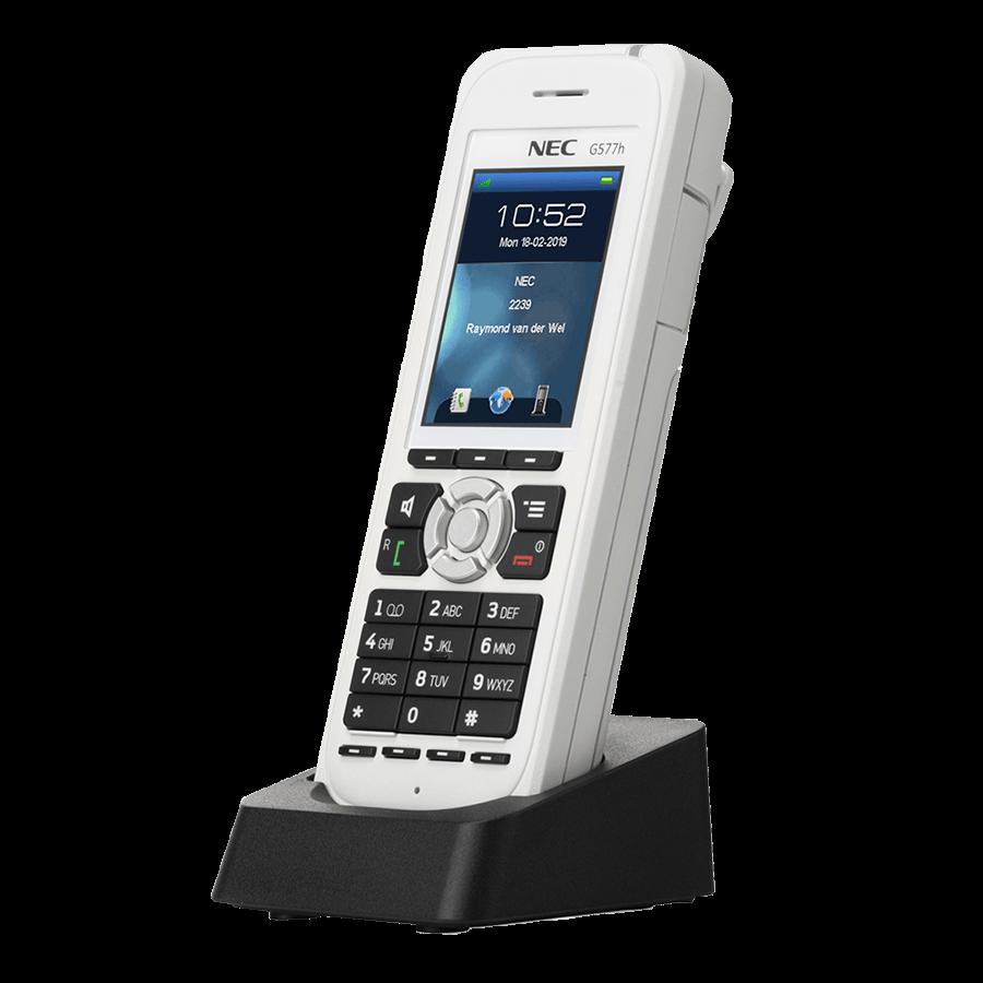 NEC G577H IP DECT Handset no back 900w
